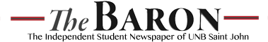 The Baron – Student newspaper at The University of New Brunswick